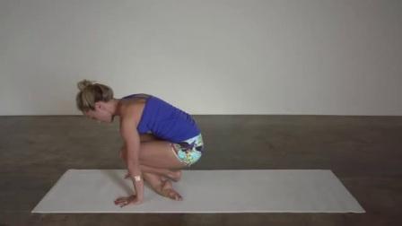 Yogapedia Kino Jumping Through - YouTube阿斯汤加如何跳跃