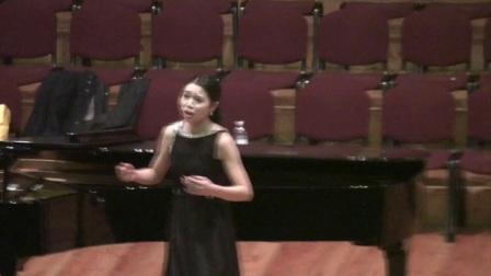 Carmen Micaela duetto 二重唱 资静