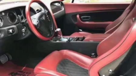 11賓利GTSS spueesport 賽道版 無鑰匙進入 一鍵啟動 全車原漆 陶瓷剎車 英國國寶音響naim 全自動恒溫空調 底盤懸掛可變 減震可調
