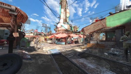 Fallout 4 VR- Gameplay Trailer