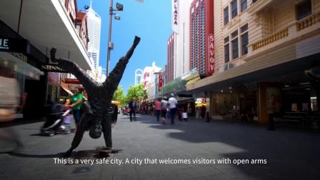 欢迎到澳大利亚珀斯市学习