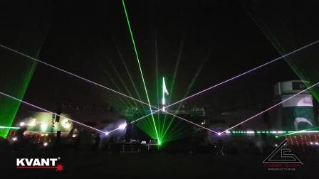 Laser Show - QUETTA, Pakistan 2017