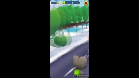【虫虫助手】汤姆猫跑酷(无限钻石,火箭)