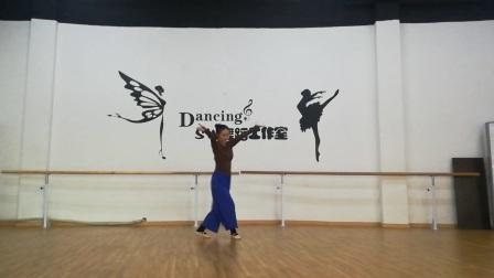 舞蹈爱我中华