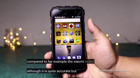ulefone armor 2 手机
