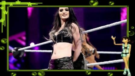 WWE爱情动作女星佩奇首谈不雅门事件:我甚至考虑过自杀!