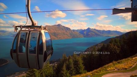 4K演示片:纯净美丽国度新西兰游记