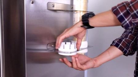 乐创我的亲专卖店冰淇淋机蛋筒安装视频