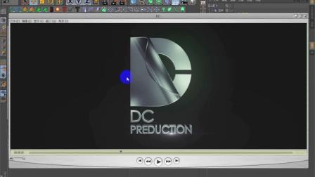 进阶项目——C4D制作DC电影片头案例