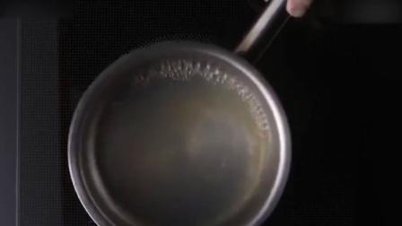 蛋糕裱花教学视频烘焙教学-简单易做的柠檬茶挞慕斯蛋糕