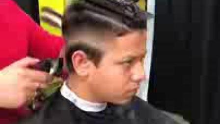 【会上瘾的尼古丁】324-年轻男生油头发型