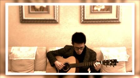 郑伊健-《虫儿飞》-吉他指弹