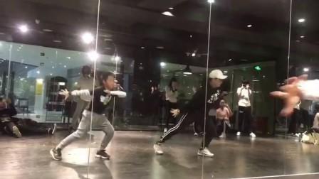 大连BG帮派舞蹈大地老师原创编舞