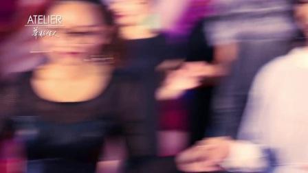 华粧佳人ATELIER - 纽约时尚开幕秀-2017年秋季台北国际美容化妆品展