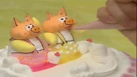 微波炉做蛋糕,做蛋糕,生日蛋糕裱花