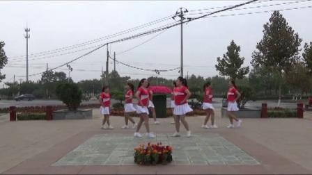 俏燕子健身队双飞舞系列--女人最美丽  根据西门香香广场舞  哥有老婆  改编