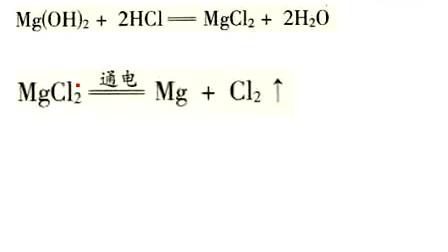 山东教育出版社初中化学九年级下第六单元海水中的化学第一节海洋化学资源
