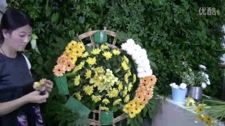 花束图片 学做丝网花视频 花卉盆景