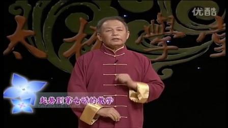 李德印陈式太极拳 56式太极拳教学va27