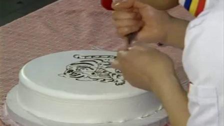 水果蛋糕蛋糕的装饰标清