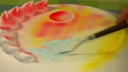 生日蛋糕生肖龙的做法  蛋糕生肖龙制作方法  如何制作生日蛋糕龙的做法