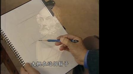 素描培训班水彩花_从零开始学素描_风景素描教程15天学会素描