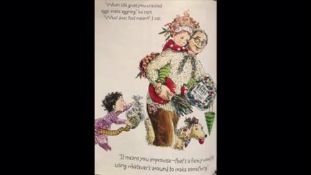 儿童英语睡前故事 南希 特别圣诞节 Xmas 2