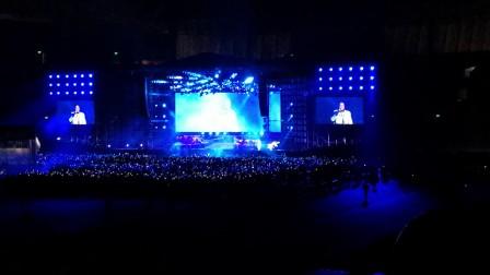 谭咏麟2017南宁演唱会,心手相连