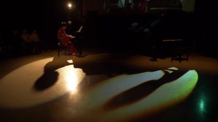 雅马哈AI钢琴家与人类合奏