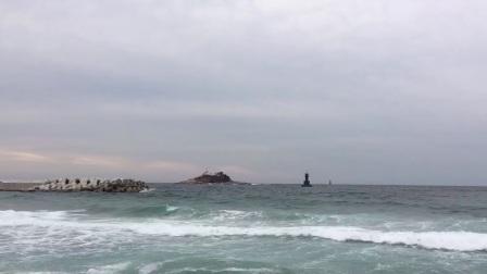 韩国最美的海岸 束草东海