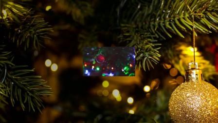 """圣诞快乐""""叮叮当、叮叮当、铃儿响叮当""""节日活动品牌宣传策划视频制作剪辑淘宝主图视频产品展示视频录制圣诞卡圣诞袜圣诞帽圣诞树圣诞节快乐MerryChristmas"""