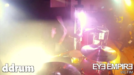 【ddrum】Eye Empire - Victim (Ryan Bennett) Drum Cam