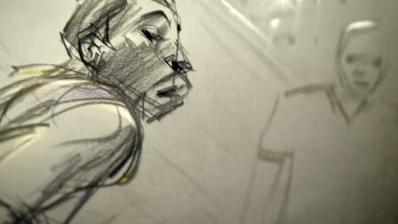[中英双语]科比球衣退役仪式感人短片「亲爱的篮球」