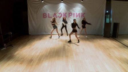 【Sxin隋鑫】[超清练习室]BLACKPINK - 玩火 Playing with Fire (1080P)