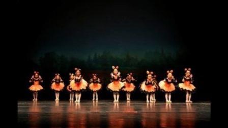 儿童舞蹈视频《中国美》幼儿舞蹈视频大全