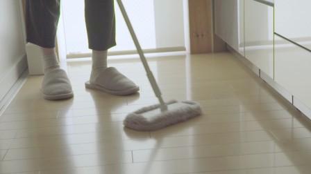 MUJI 无印良品:每天随手之间。每天舒适整洁。Kitchen Floor
