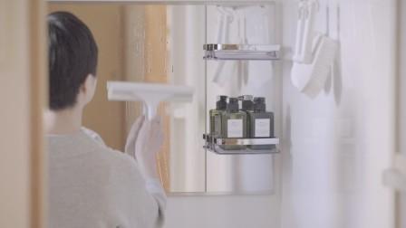 MUJI 无印良品:每天随手之间。每天舒适整洁。Bath Mirror