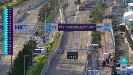 FE电动方程式 | 2017香港站Race2(中文解说)