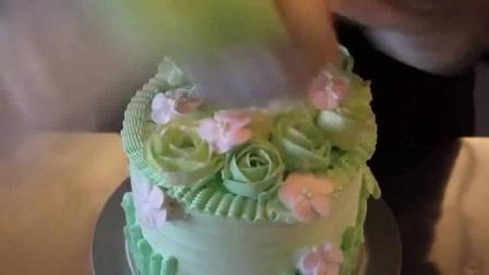 脆皮蛋糕的做法 烘焙眼影 蛋糕配送