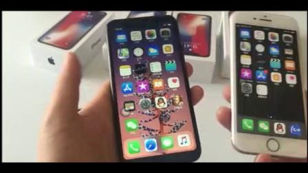 优质科技:苹果8plus 苹果X开箱评测