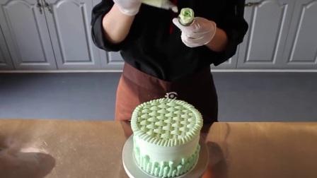 五度蛋糕 不织布蛋糕 好利来生日蛋糕
