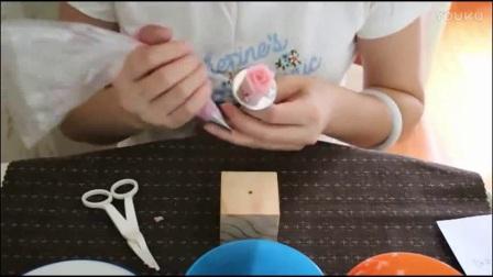 蓝莓芝士蛋糕 生日蛋糕的图片 脆皮蛋糕的做法