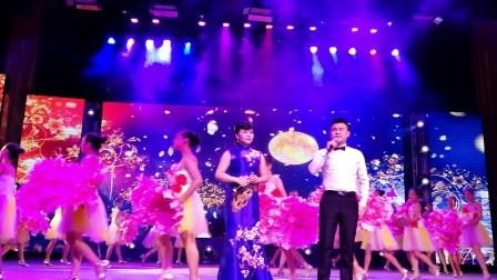 瑞金市中心文化站舞蹈培训学校演出(中国的月亮)