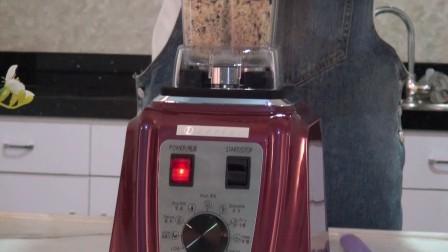DEERISE/德瑞斯破壁料理机巧克力花生酱
