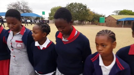 RhinoDay 2017 - Lumukisa Preparation School - South Africa