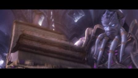 暴雪电影制片厂发展史 魔兽世界2.0燃烧的远征开场CG(国配)