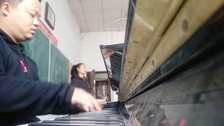 真实不作假,零基础龙老师声乐教学民族女高音,随拍
