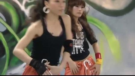 街舞学习视频课程-(女子街舞)-在线收看