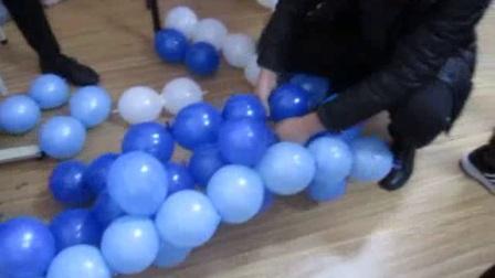 参加小丑气球培训班就到南京多彩气球学习