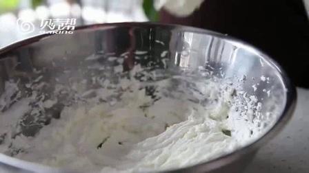 郁金香翻糖上色翻糖花  翻糖蛋糕